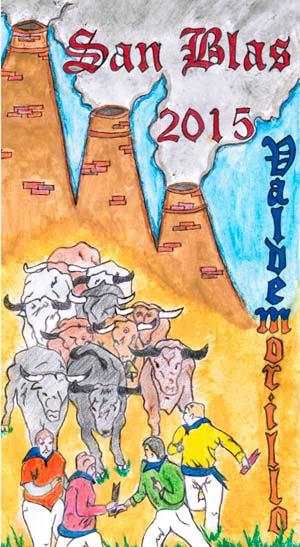 Portada Programa de Fiestas San Blas 2015