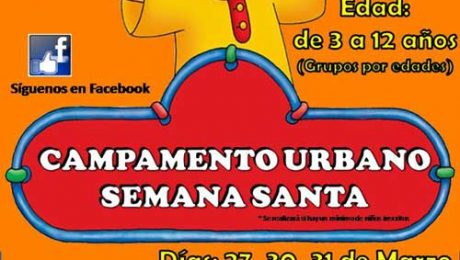 Campamento Semana Santa Valdemorillo 2015