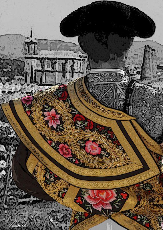 Cartel Fiestas de San Blas 2015