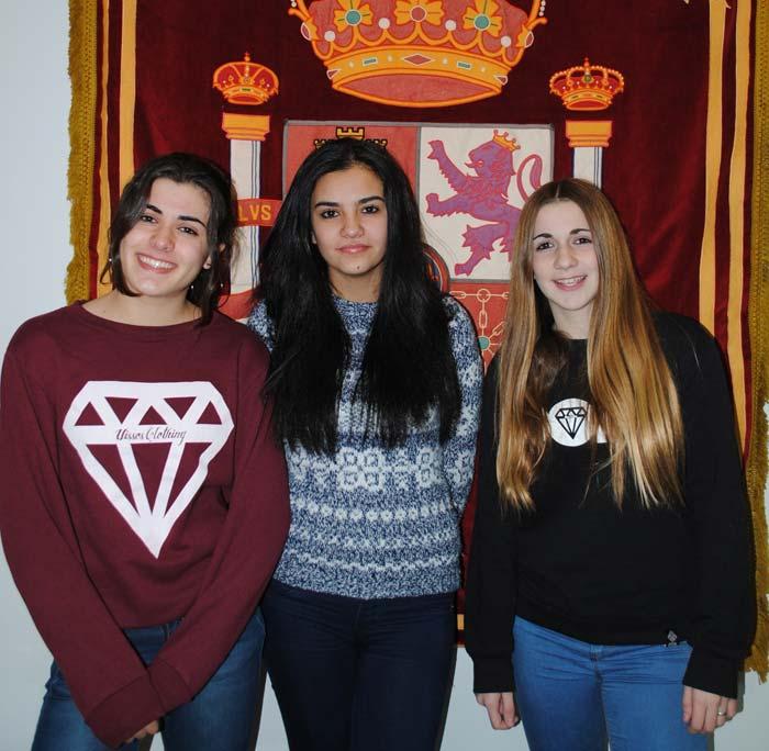 Reina y Damas de Honor Fiestas San Blas 2015