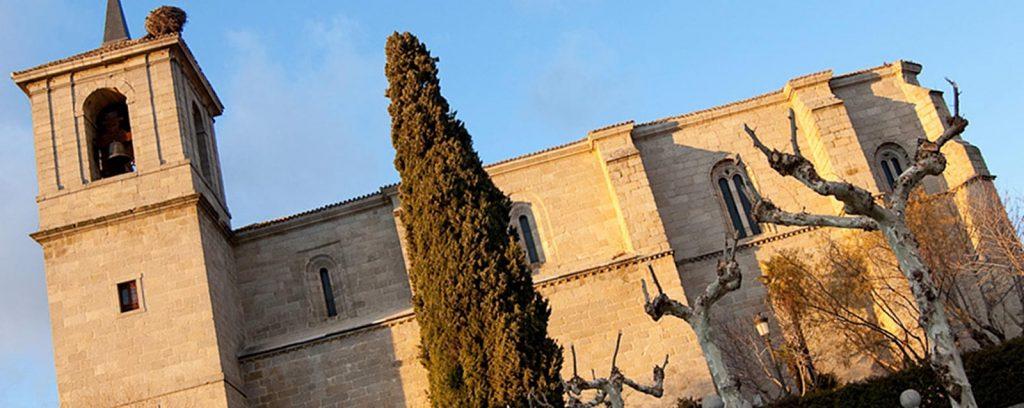 Valdemorillo Iglesia