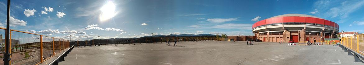 Valdemorillo plaza de toros