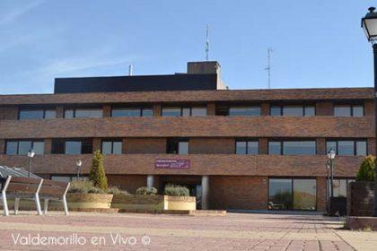 biblioteca Valdemorillo