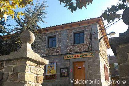 casa juventud de Valdemorillo