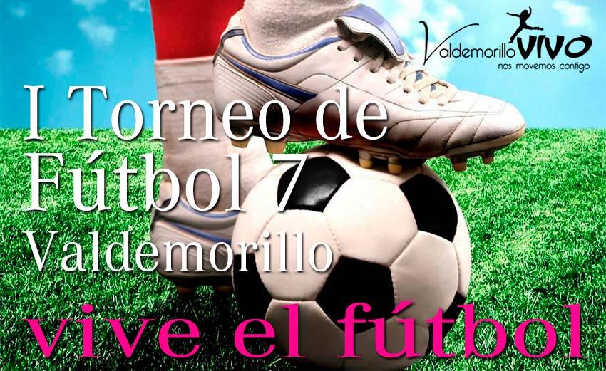 I Torneo fútbol 7 en Valdemorillo