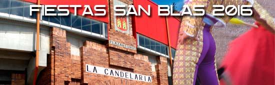 Fiestas San Blas 2016