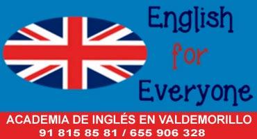 Academia Ingles Valdemorillo