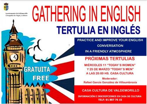 Inglés en Valdemorillo