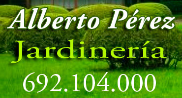 mantenimiento jardines Valdemorillo