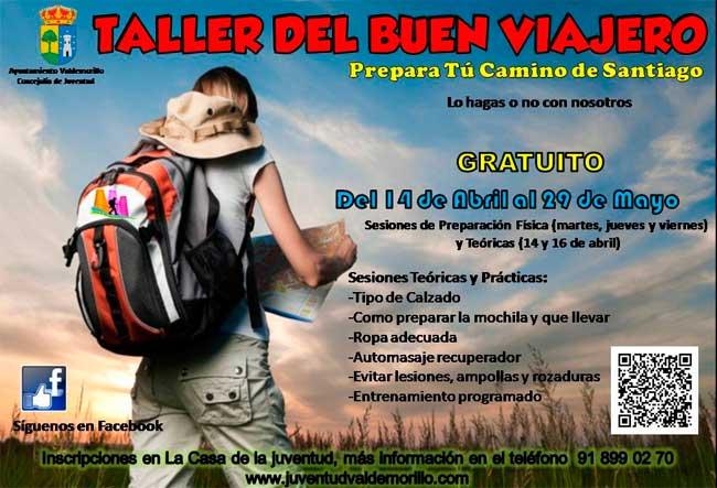 Camino Santiago Valdemorillo 2015