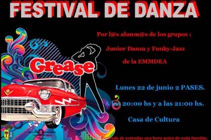 Festival Grease Valdemorillo