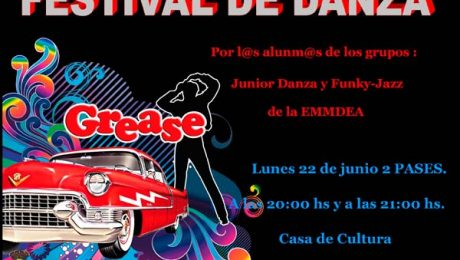 Festival Grease Valdemorillo