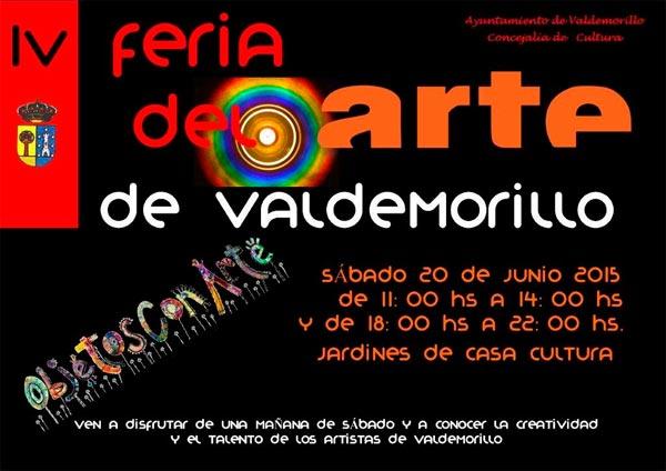 Feria Arte Valdemorillo