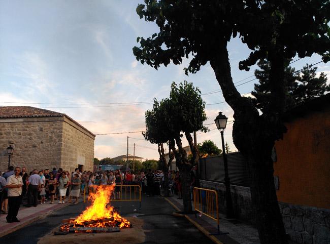 Fiestas San Juan Valdemorillo 2015