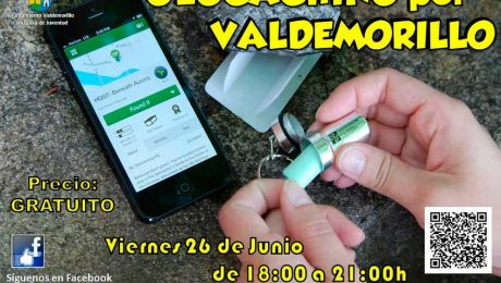 Geocaching Valdemorillo