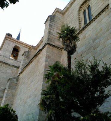 iglesia valdemorillo