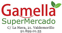 supermercado Gamella Valdemorillo logo