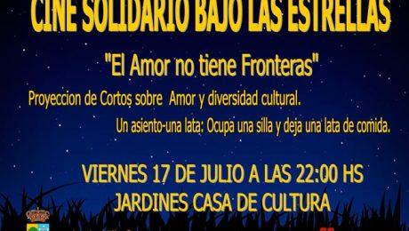 Cine Solidario en Valdemorillo