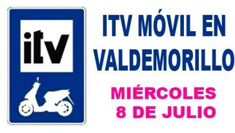 ITV Ciclomotores Valdemorillo