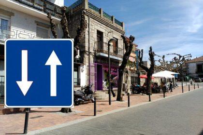 Valdemorillo Calle Principal