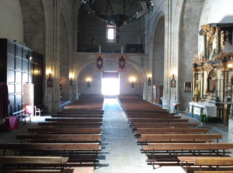 Iglesia Valdemorillo Nuestra Señora de la Asunción