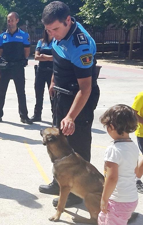 Unidad Canina Valdemorillo