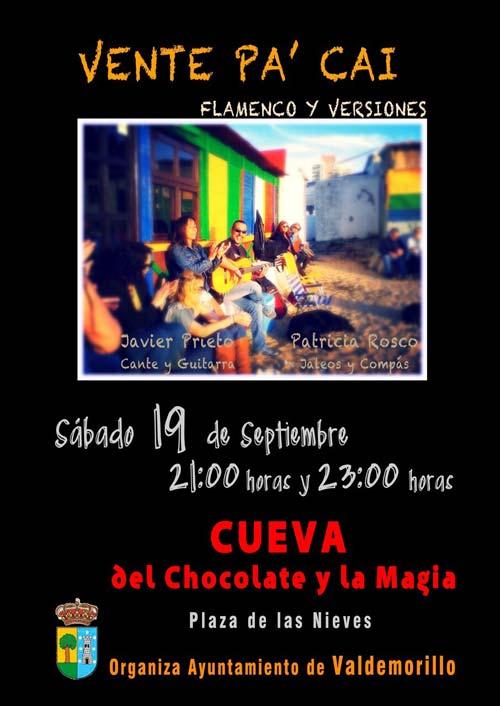 Conciertos Cueva de Chocolate
