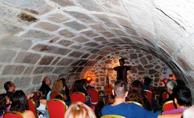 Cueva Chocolate y Magia de Valdemorillo