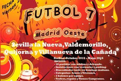 Liga de Futbol 7 Madrid Oeste