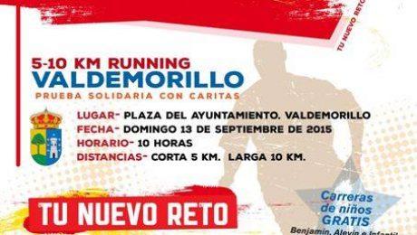 Running solidario Valdemorillo