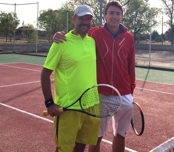 torneo tenis absuluto Valdemorillo