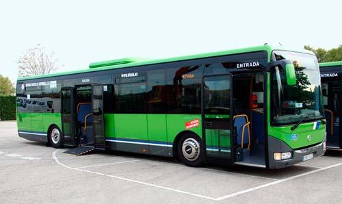 Autobuses Valdemorillo