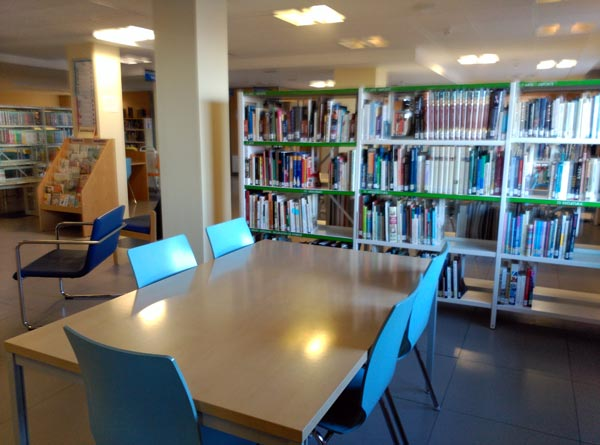Biblioteca de Valdemorillo