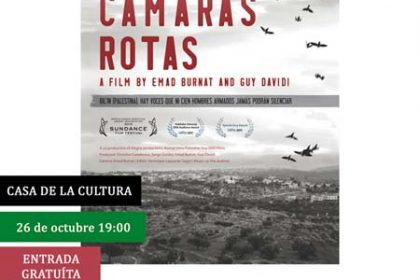 ciclo documental Palestina Valdemorillo