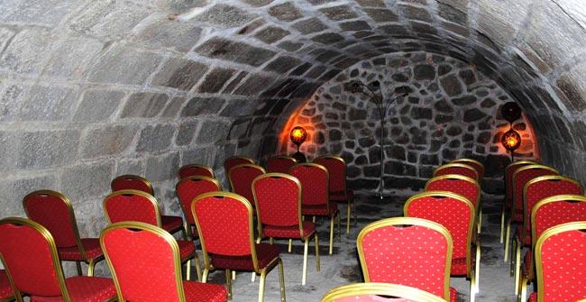 Cueva del Chocolate y la Magia