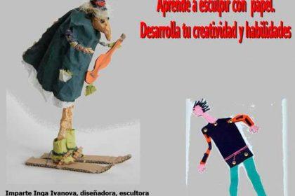 cursos casa cultura Valdemorillo