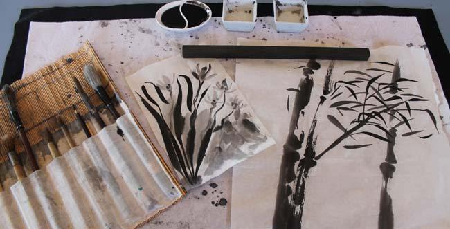 Curso pintura Valdemorillo