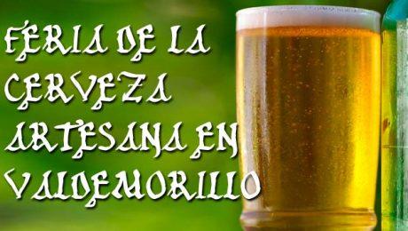 Feria Cerveza Artesana Valdemorillo
