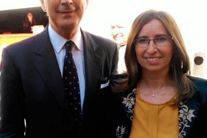 Gema Gonzalez Alcaldesa Valdemorillo