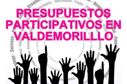 presupuestos participativos valdemorillo