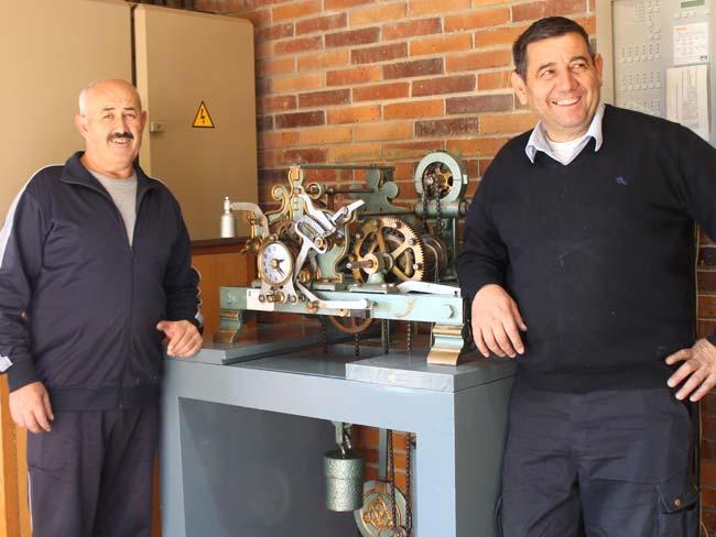 Reloj Ayuntamiento Valdemorillo