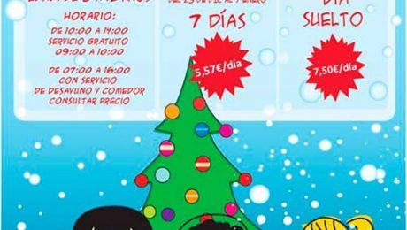 campamento navidad 2015 Valdemorillo