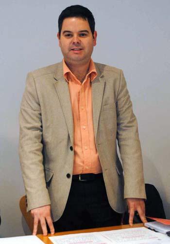 concejal juan Cerezo