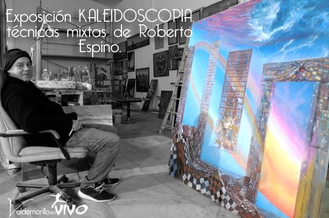 Exposición Pintura Roberto Espino