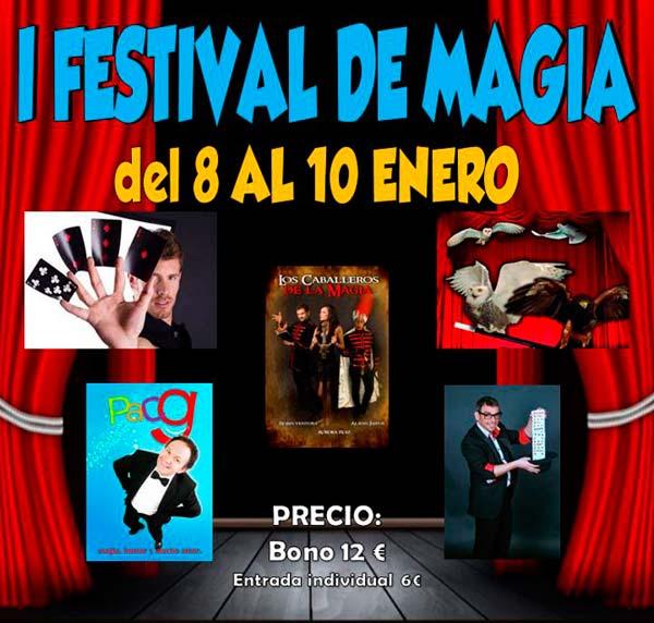Festival de Magia de Valdemorillo