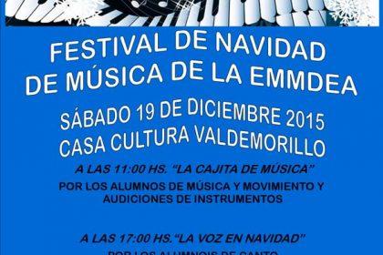 Festival musical Navidad Valdmemorillo