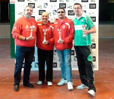 ganadores futbolchapas Valdemorillo