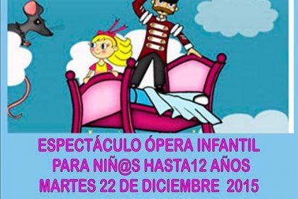 Opera Infantil Navidad 2015 Valdemorilllo