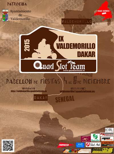 scalextric valdemorillo dakar 2015