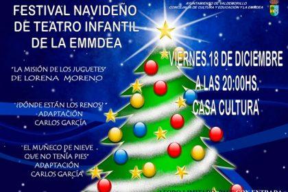 Teatro infantil Navidad Vvaldemorillo